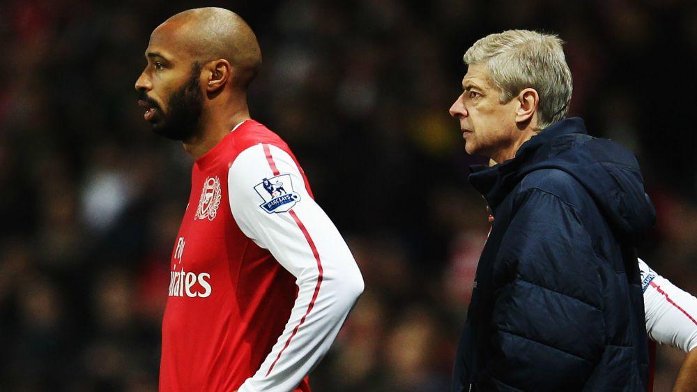 Van Persie, Henry and Arsenal's best transfers under Wenger