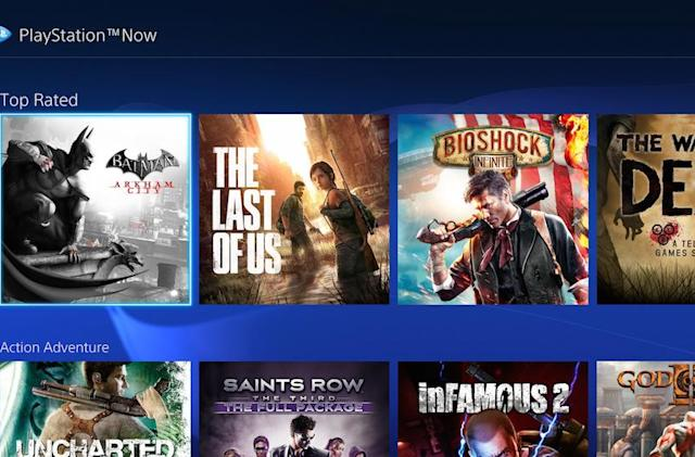 Sony's PlayStation Now UK beta is now open to everyone