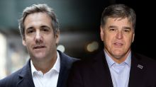 Sean Hannity was Trump lawyer Michael Cohen's secret client
