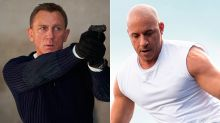 'Sin tiempo para morir' y 'Fast & Furious 9' ya tienen fecha de estreno en España