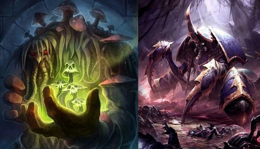 Hearthstone catches players up on Naxxramas lore