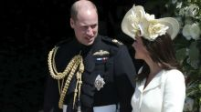 Kate Middleton usa vestido repetido em casamento real de Harry e Meghan
