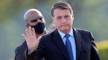 Brazil's Bolsonaro, sick with coronavirus, says he is 'doing very well'