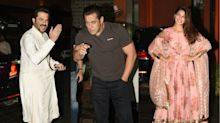 In Pics: Bollywood Celebrated Eid in Style With Salman Khan