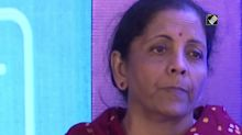 We're using 'Assemble in India' as capacity building for India: FM Sitharaman