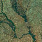 NASA captures devastating Nebraska floods from high above