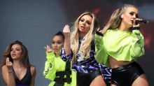 Radio 1's Big Weekend: Little Mix leave fans shocked by swearing live on air