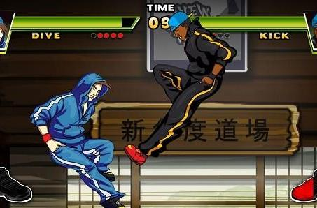 Divekick gets August 20 release date and Cross Buy support