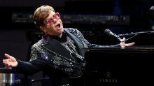 Elton John bricht Konzert ab: «Stimme komplett verloren»