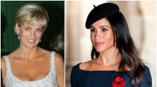 The secret beauty trick Meghan Markle learnt from Diana