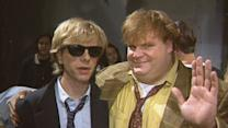 FLASHBACK: 'Tommy Boy' Turns 20! Behind the Scenes With Chris Farley and David Spade