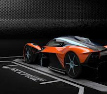 Every Angle of the Aston Martin Valkyrie