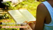 Dove si legge di più in Italia?