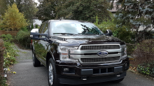 2 Dudes go over the top with the new Ford F-150