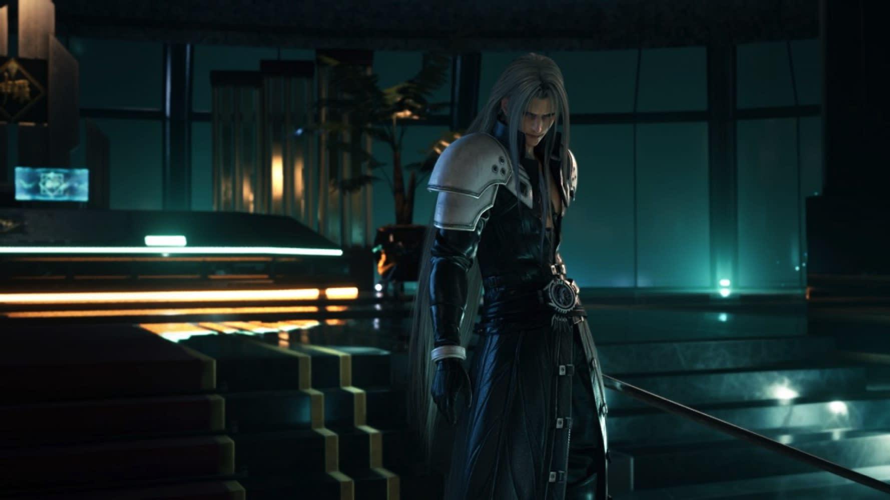 Final Fantasy VII Remake preview