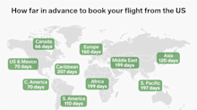 The best time to book flights to just about anywhere in the world