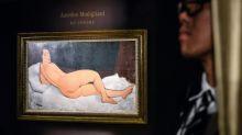 Rare Modigliani nude sets world record $150m estimate