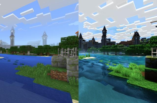Giant 'Minecraft' graphics upgrade delayed to 2018