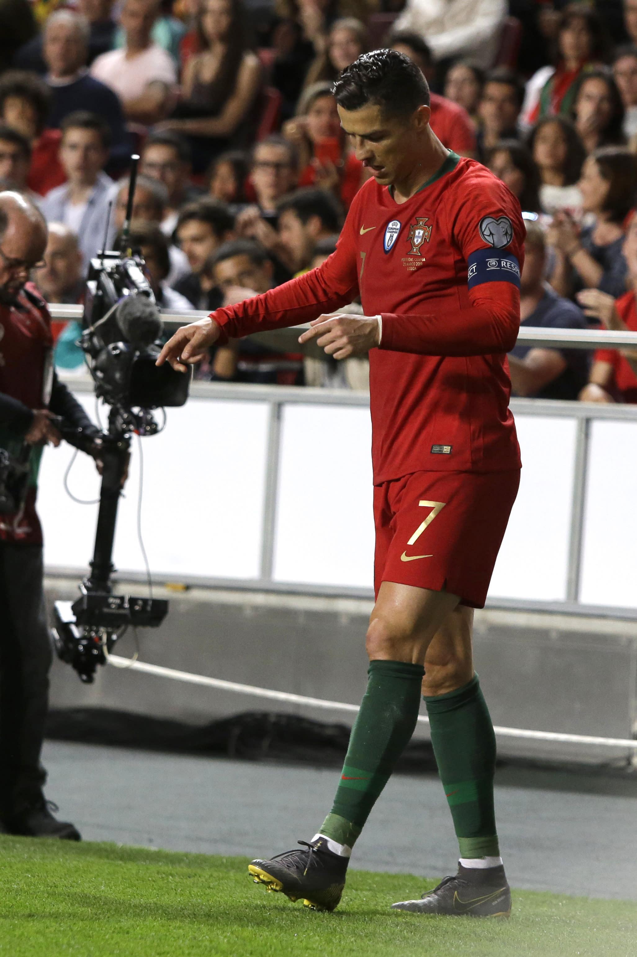 Allegri Juventus Will Not Risk Ronaldo Against Ajax