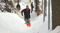 Minnesota digs out from another winter storm
