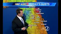 Saturday Outlook: One More Cloudy Day, Higher Rain Chance for Volusia/Flagler Counties