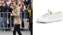 Kate Middleton's favourite sneakers are on major sale right now