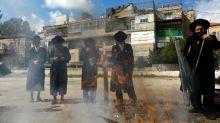 Jewish world marks start of 'strange' Passover