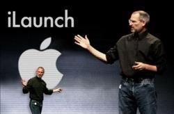 The Onion: Apple launches iLaunch