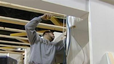 Remodeling Show Could Be Sign Of Improving Economy