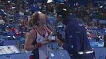 France win their first Hopman Cup trophy