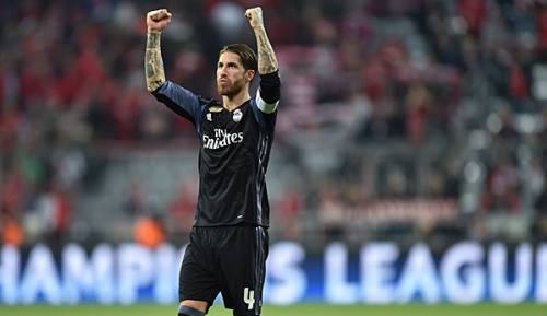 """Champions League: Ramos: """"Wir müssen ein unzerstörbares Team sein"""""""