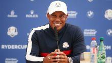 Woods ducks 2023 Ryder Cup captaincy question, backs Whistling Straits postponement