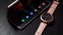 Samsung lanza su teléfono plegable más grande