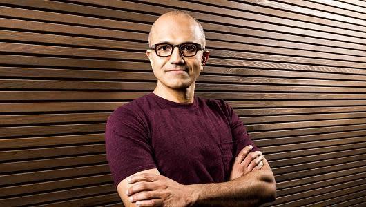 Microsoft's next CEO is Satya Nadella