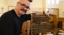 Yukon's only church pipe organ, damaged by fire, gets a new lease on life