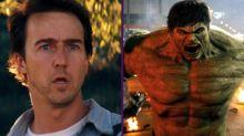 """Edward Norton sigue resentido por su despido de Marvel: """"Aquello fue sucio"""""""