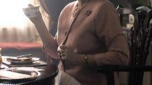 See Olivia Colman As Queen Elizabeth In 'The Crown'