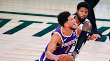 Bubble life proving conducive to growth of Phoenix Suns