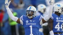 Rams 7-round mock draft: Cornerback first, center second after trading back