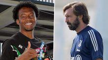 Las primeras impresiones de Juan Guillermo Cuadrado sobre Andrea Pirlo en Juventus