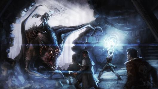 BioWare announces Shadow Realms, a D&D-inspired co-op dungeon crawler