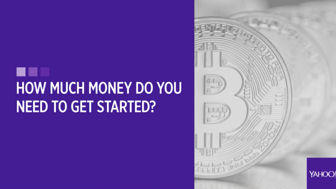 How much money do you need to get started?