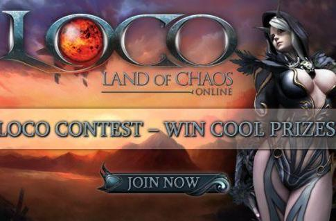 Ask questions and win prizes from Land of Chaos Online in our create-a-Q&A contest!