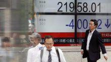La Bolsa de Tokio rompe su racha alcista por la retirada de beneficios