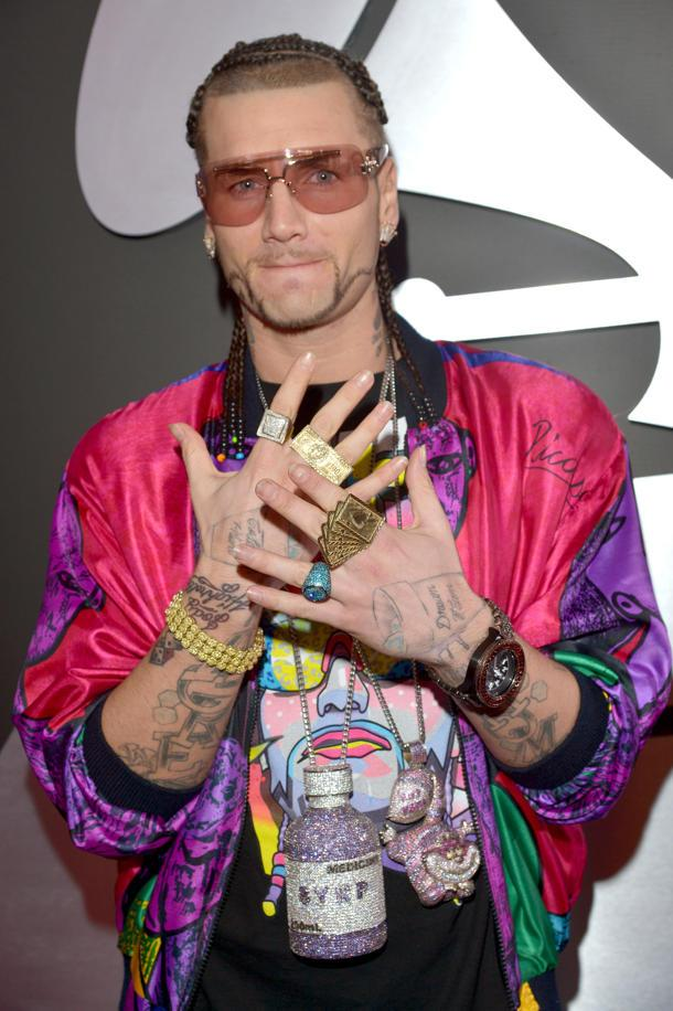 Rapper Riff Raff Wants Millions For James Franco's Copycat ...