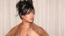 Rihanna presume de pezón en el Coachella