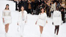 Die Beauty-Looks von Karl Lagerfelds letzter Fashion Show für Chanel
