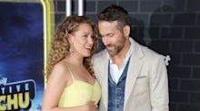Blake Lively Calls Herself 'PokeMOM' as Director Says Ryan Reynolds' Kid 'Talked Him Into' Role