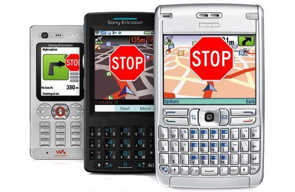 Vodafone's Wayfinder is first victim of free smartphone navigation services