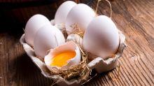 El color de la yema del huevo te indica su valor nutricional